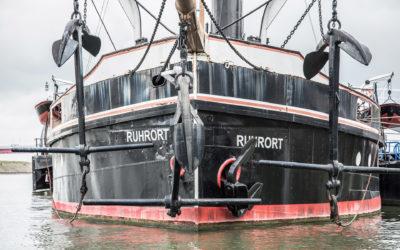 Schifffahrtsgeschichte und der Rhein