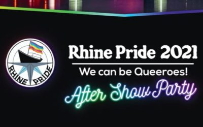 """Rhine-Pride After Show – """"We can be Queeroes"""""""